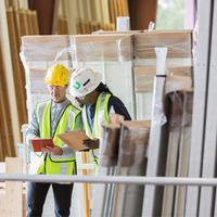 Como escolher material de construção barato e de qualidade?